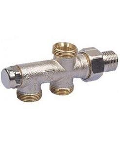 heimeier radiator zij onderaansluiting type duolux onderblok recht