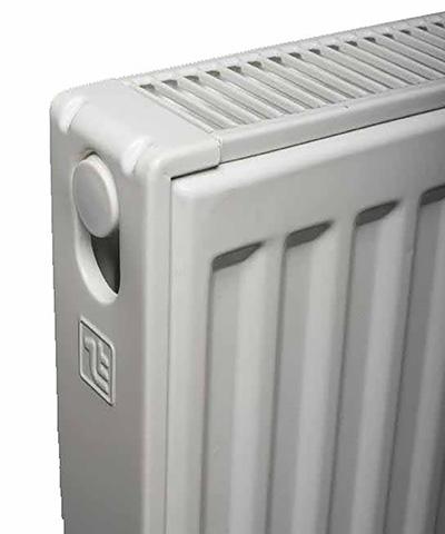 thermrad compact 4 plus radiator zijpaneel