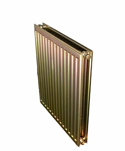thermrad super 8 verzinkt radiator met zinkcoating