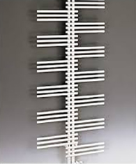 Zehnder Yucca symmetrisch handdoekradiator 1772 x 800 mm - Wit