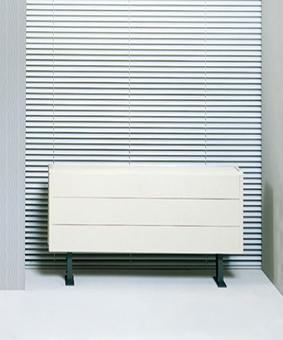 Jaga Tempo vrijstaand convectorradiator 500x3000x230mm