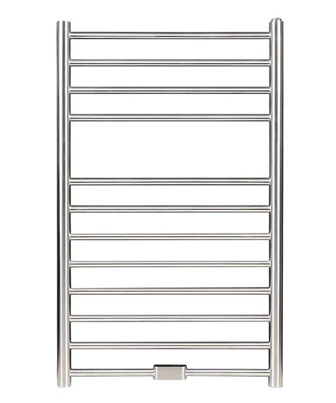 Thermrad RVS Lina handdoekradiator 1600x600mm hoogglans RVS (glans)