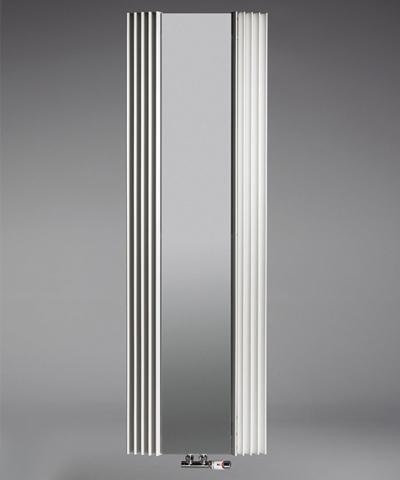 Jaga Iguana Visio verticale designradiator - 2200x730mm
