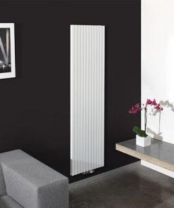 Jaga Tetra verticale designradiator wand - 2000x670mm