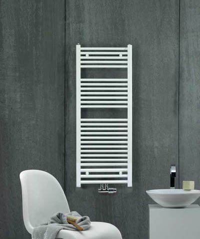 Zehnder Aura handdoek radiator