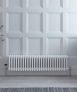 Zehnder  Charleston (leden radiator) 900x2392x210mm wit (RAL9016)